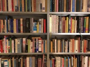 boeken stellingkast