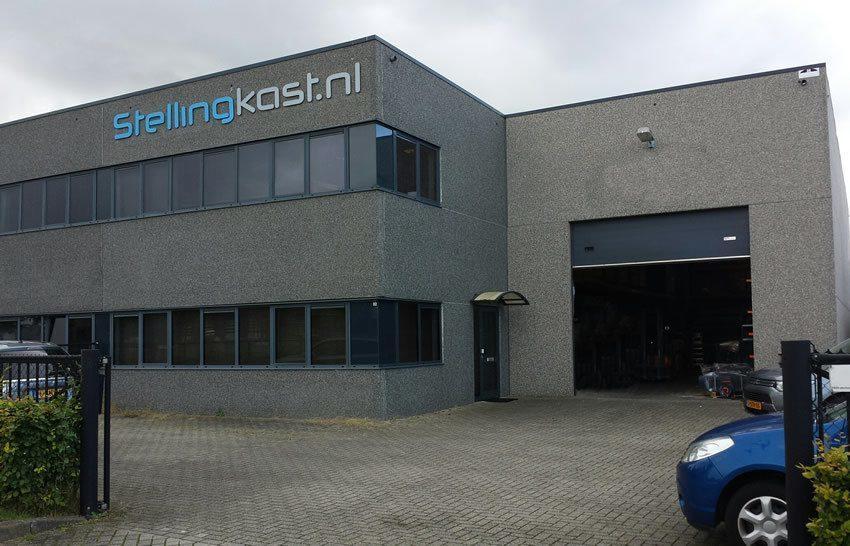 Magazijn van Stellingkast.nl