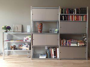 Boekenkast En Opbergen 3 Meter En 40cm Diep